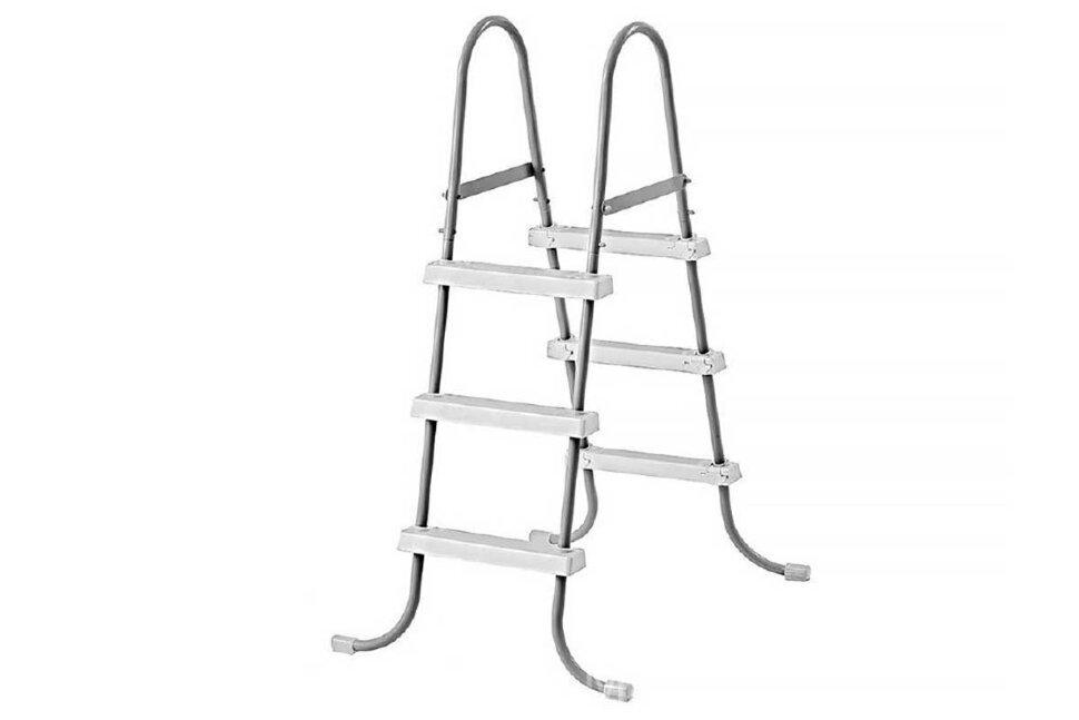 Лестница высотой 76-91 см для бассейна INTEX 28056 в Тюмени