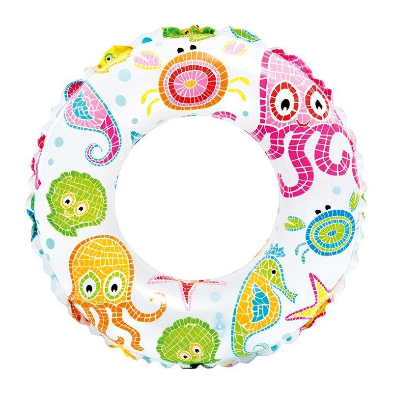 Надувной круг для плавания INTEX 59230 Осьминоги в Нижнем Новгороде