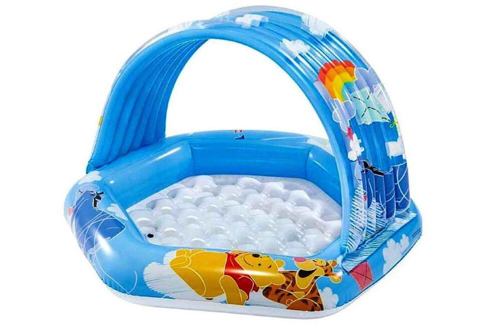 """Надувной бассейн для малышей """"Винни Пух"""" INTEX  58415 в Перми"""