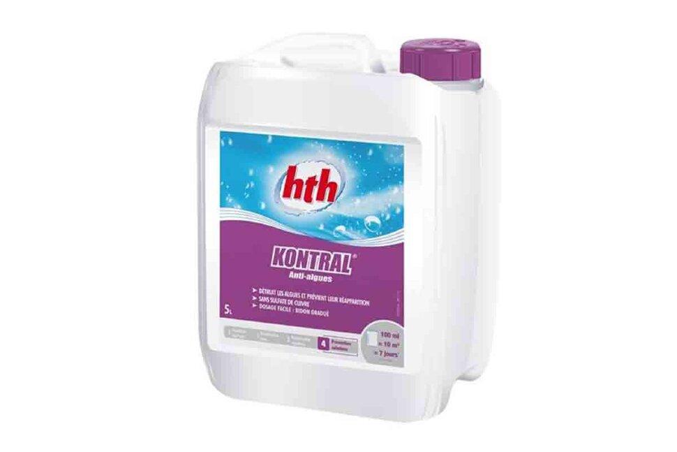 L800735H8 HTH, альгицид KONTRAL 5л в Уфе