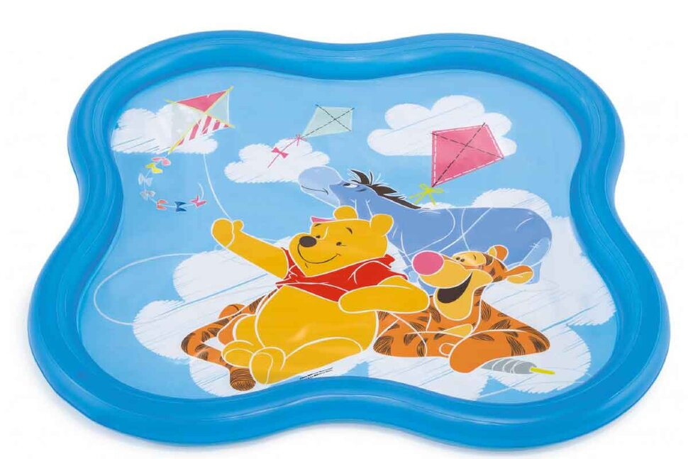 """Надувной бассейн для малышей """"Винни Пух"""" INTEX 58433 в Туле"""
