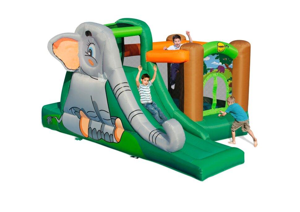 """Детский игровой центр """"Слоненок"""" с горкой HAPPY HOP 9274 в Уфе"""