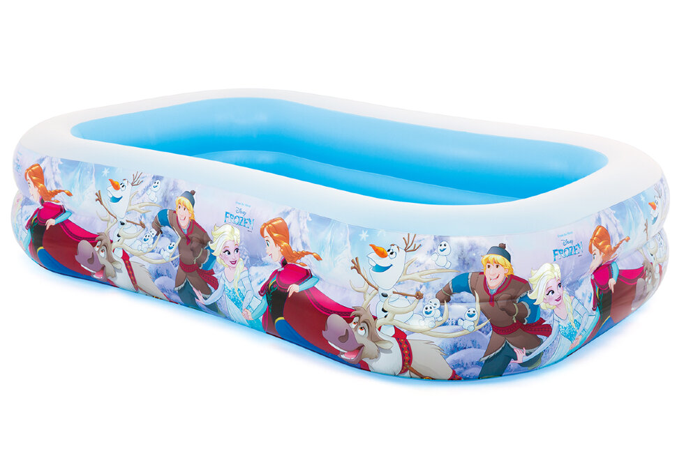 """Детский надувной бассейн """"Холодное сердце"""" INTEX 58469 в Барнауле"""