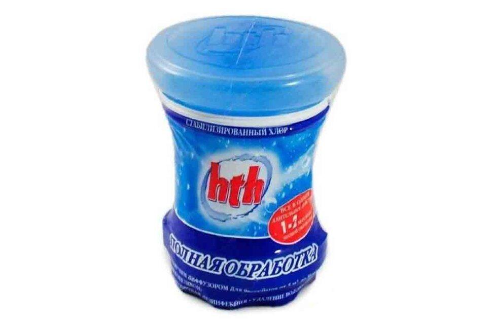 RSPF HTH, Комплексный препарат полная обработка 750гр в Ростове-на-Дону