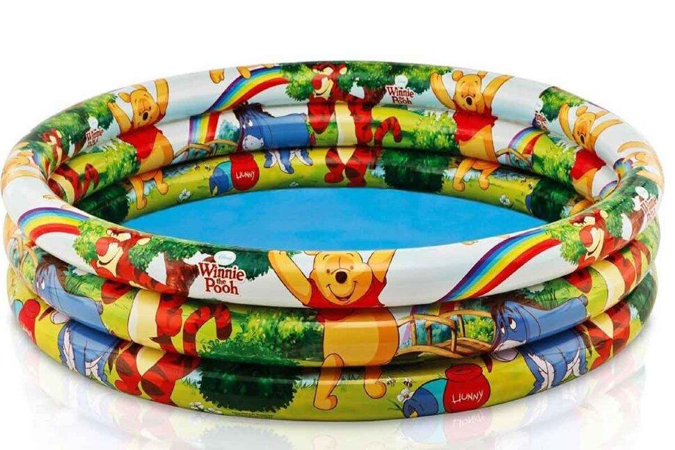 """Надувной бассейн для малышей """"Винни Пух"""" INTEX 58915 в Клину"""