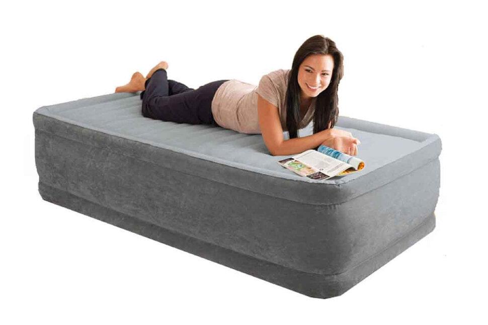 Высокий матрас-кровать INTEX 64412 в Туле