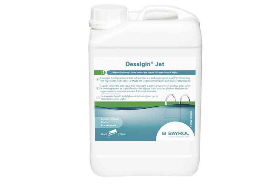 4541503 Bayrol ДЕЗАЛЬГИН Джет, непенящаяся жидкость для борьбы с водорослями 6 л в Перми