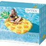 """INTEX 58761 """"Pineapple Mat"""""""