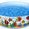 """Жесткий бассейн """"Океанский риф"""" INTEX 56453 в Нижнем Новгороде"""