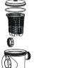 Уплотнительное кольцо для выпускного клапана INTEX 10264 в Клину