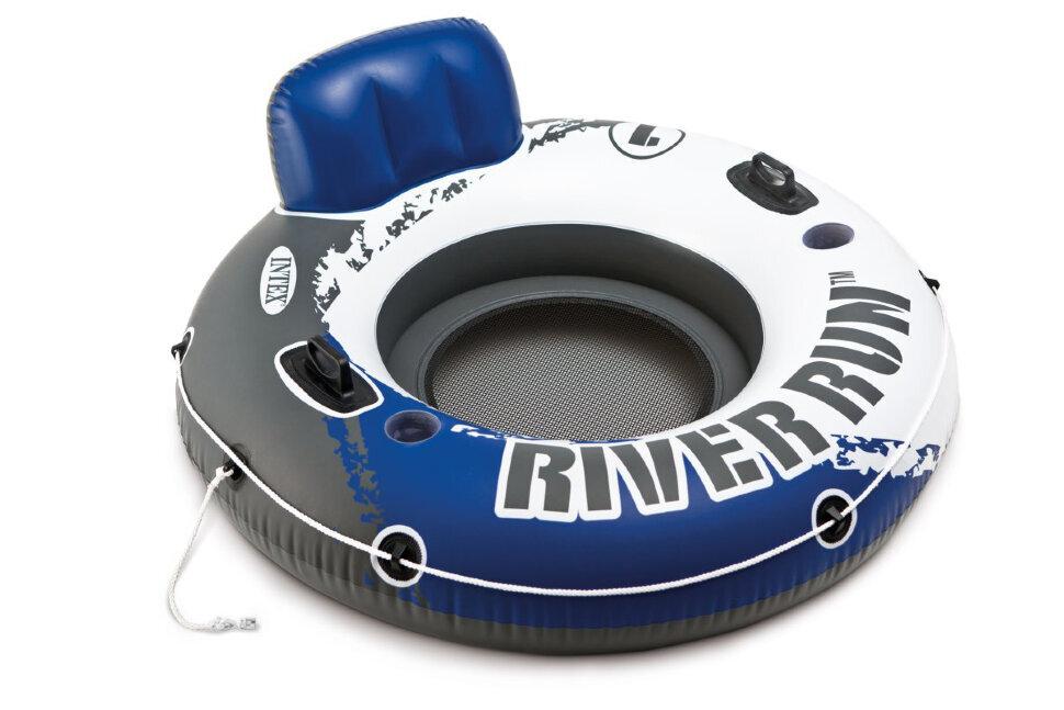 """Надувное кресло """"River Run 1"""" INTEX 58825(поврежденная упаковка) в Туле"""