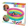 Детский сухой бассейн с шариками INTEX 48674 в Екатеринбурге