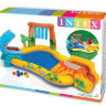 INTEX 57444 Dinosaur Play Center