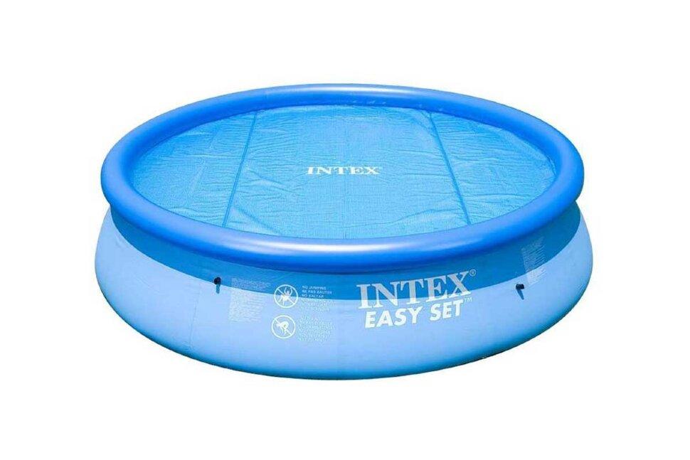 Покрывало для бассейна плавающее INTEX 29020 в Перми
