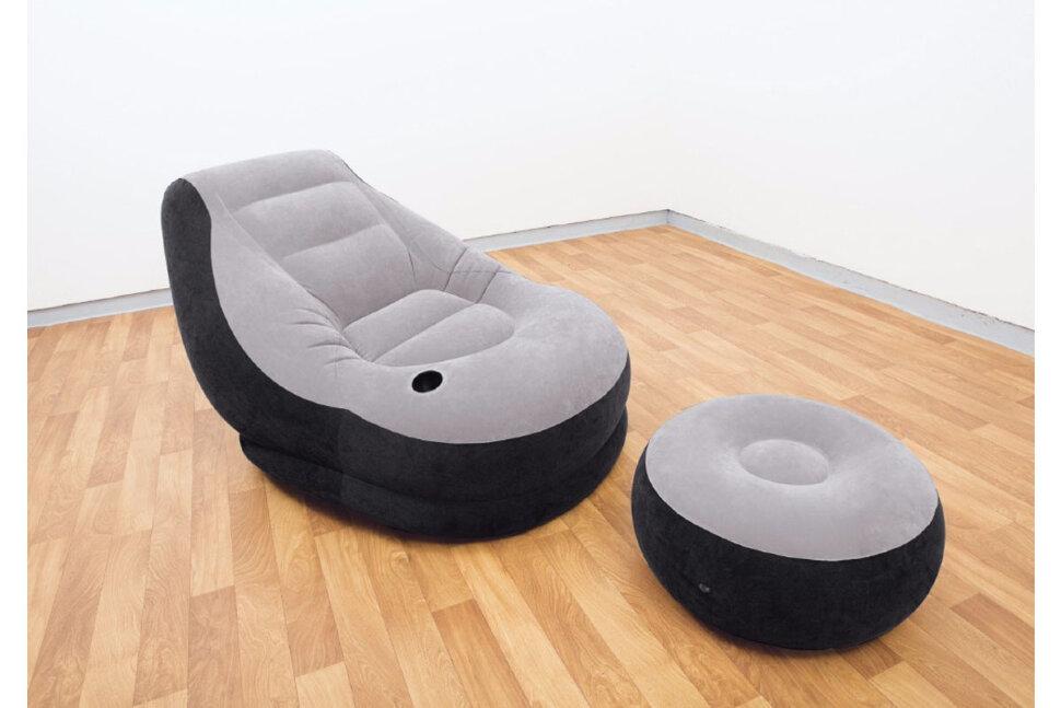 Надувное кресло INTEX 68564 в Тюмени