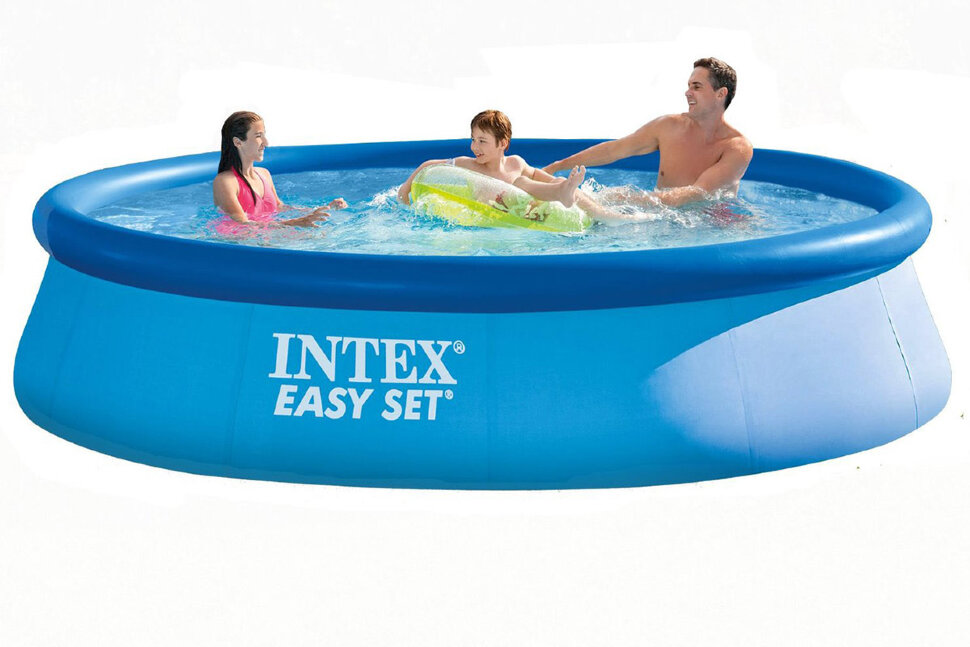 Надувной бассейн INTEX Easy Set 28143 в Тюмени