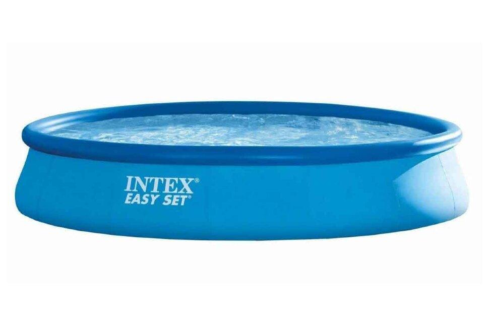 Надувной бассейн INTEX Easy Set 28158 в Новосибирске