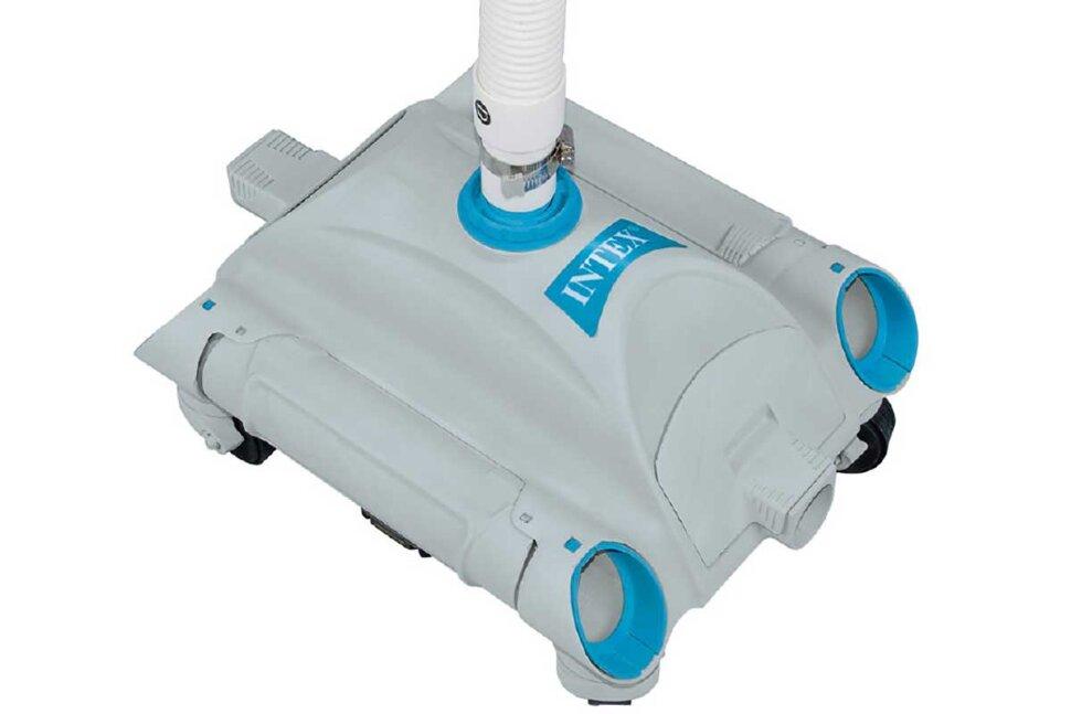 Робот пылесос для бассейна подводный INTEX 28001 в Уфе