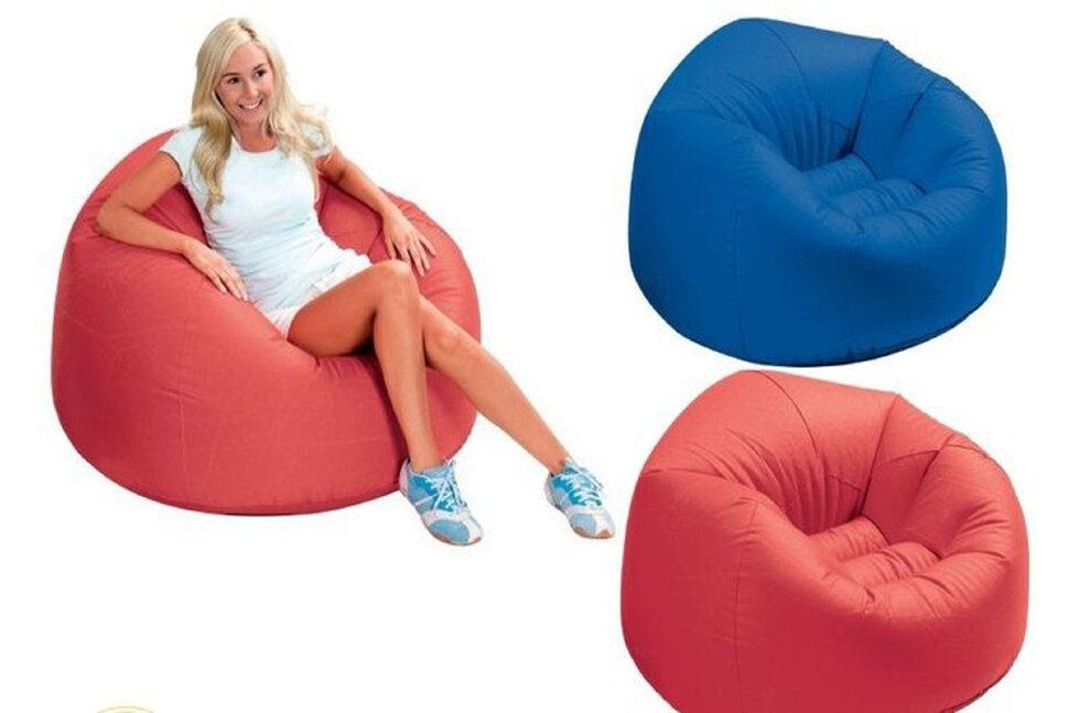 Надувное кресло INTEX 68568 в Кемерово