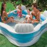 Надувной бассейн семейный INTEX 56475 в Новосибирске