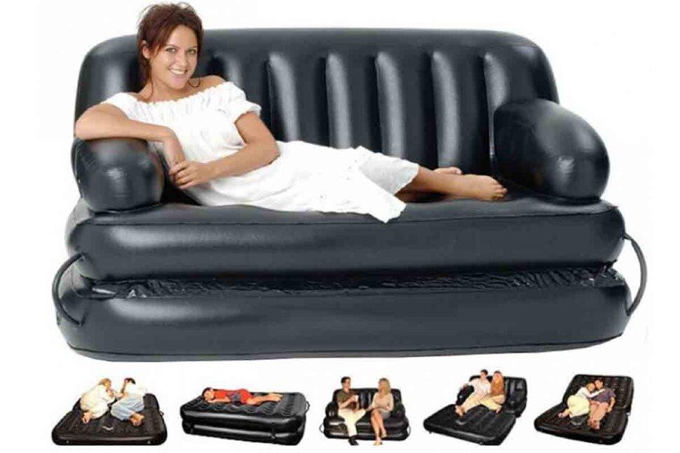 Надувной раскладной диван Bestway 75054 в Новосибирске