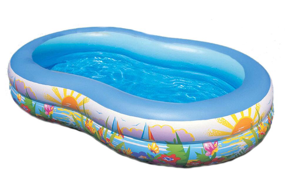Надувной бассейн детский INTEX 56490 в Кемерово