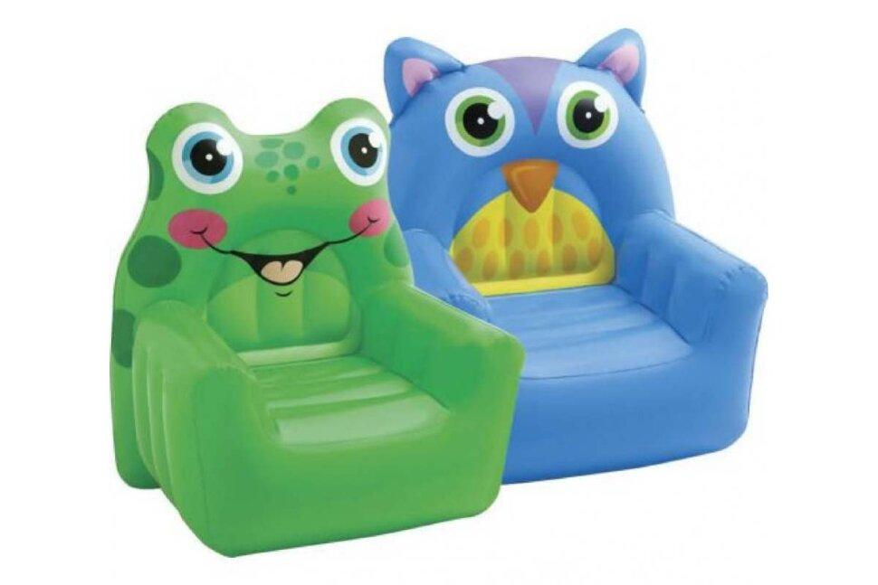 Надувное детское кресло INTEX 68596 в Москве