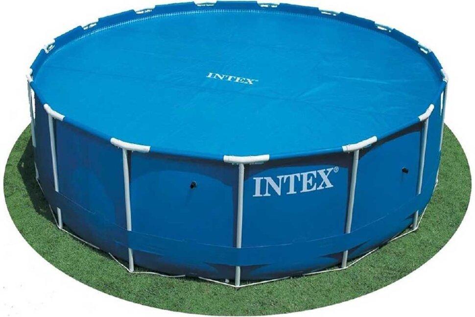 Тент солнечный для бассейна INTEX 29022 в Клину