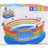 INTEX 48264 Jump-O-Lene Transparent Ring Bounce