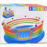 INTEX 48264 Jump-O-Lene Transparent Ring Bounce