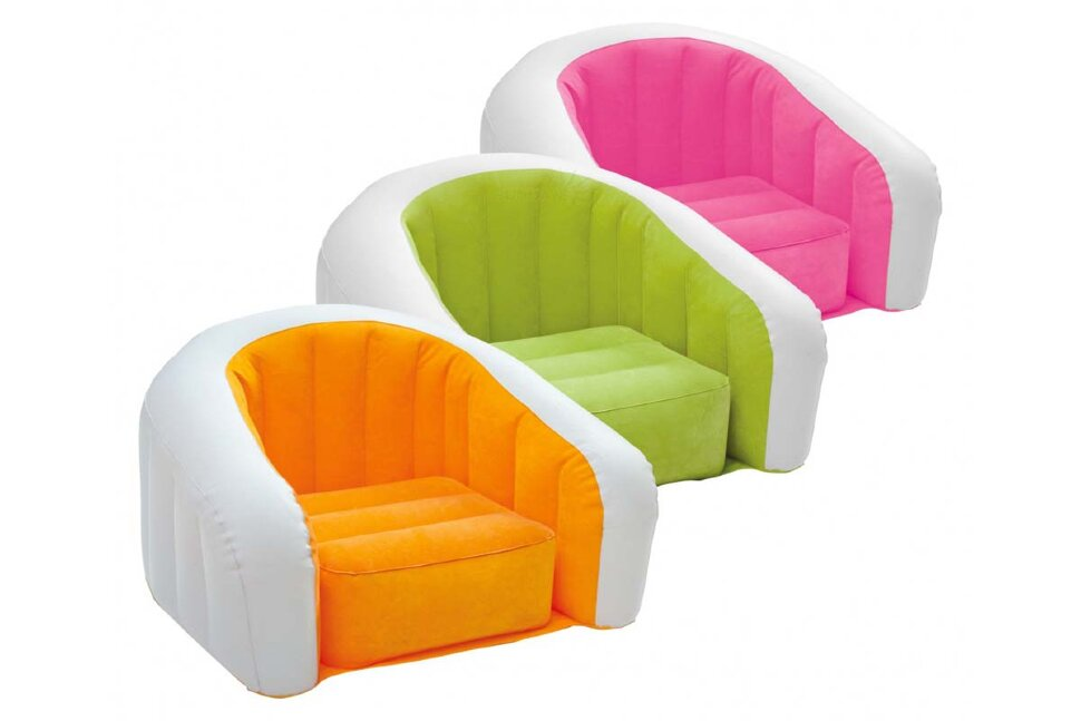 Надувное детское кресло INTEX 68597 в Калуге