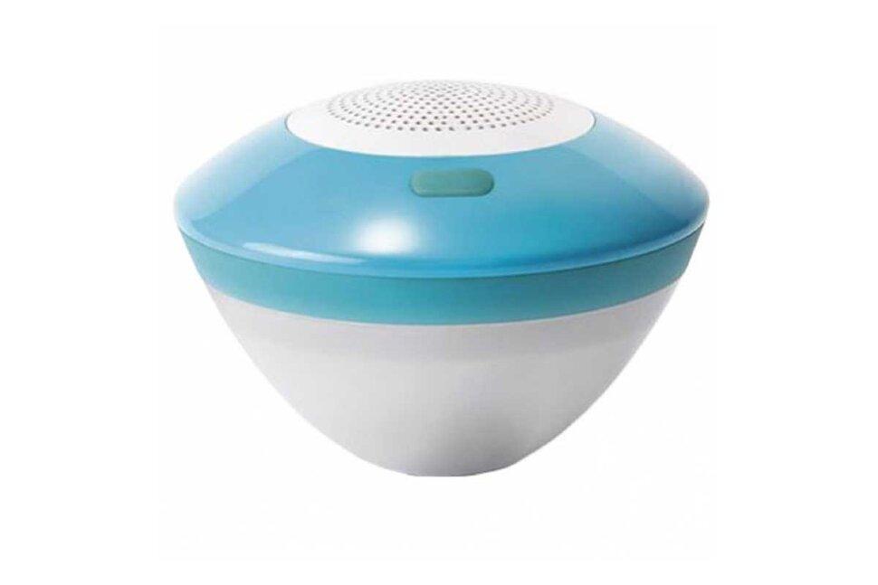 Плавающая Bluetooth колонка с Led подсветкой INTEX 28625 в Перми