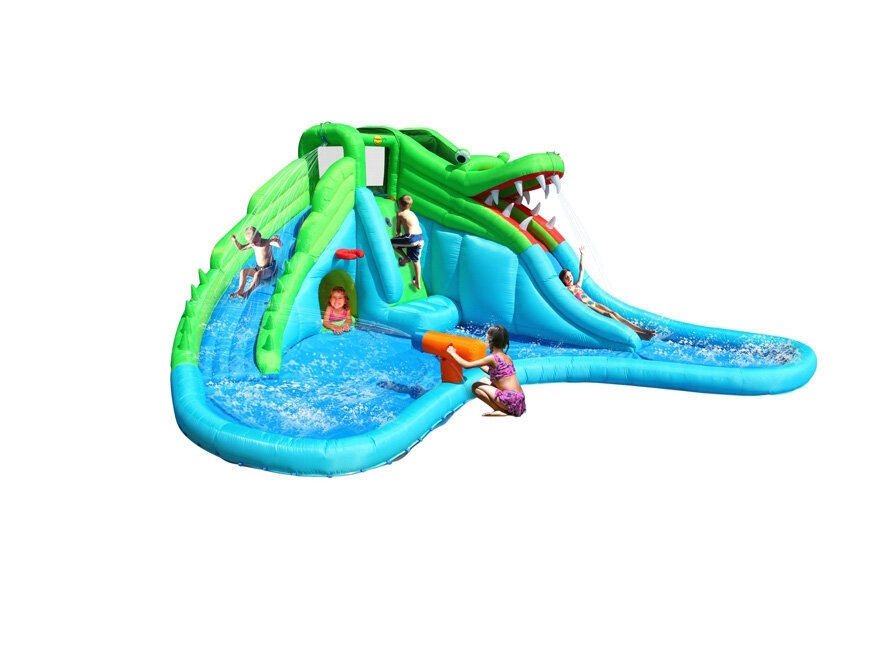 """Водный центр """"Крокодил"""" с бассейном HAPPY HOP 9517 в Оренбурге"""