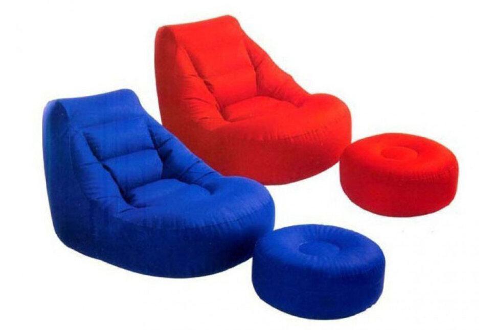 Надувное кресло INTEX 68559 в Новосибирске