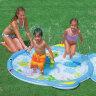 Детский бассейн с фонтаном