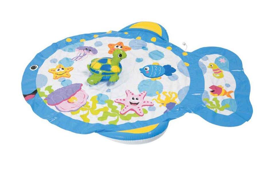 Детский бассейн с фонтанами INTEX 57458 в Барнауле