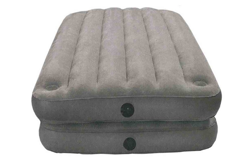Надувная кровать 2-в-1 Intex 67743(поврежденная упаковка) в Москве