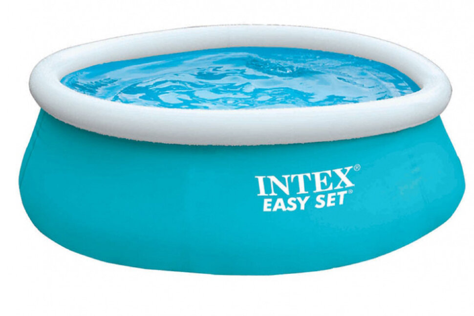 Маленький надувной бассейн INTEX 28101 в Клину
