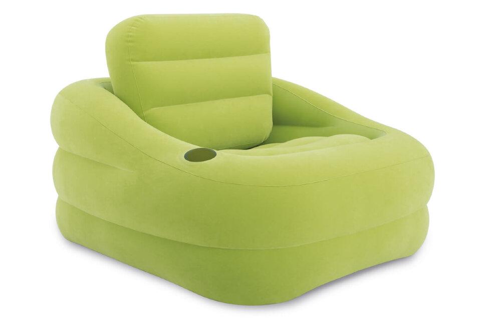 Надувное кресло INTEX 68586 в Перми