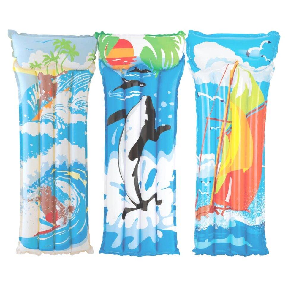 Пляжный надувной матрас INTEX 58715 в Москве