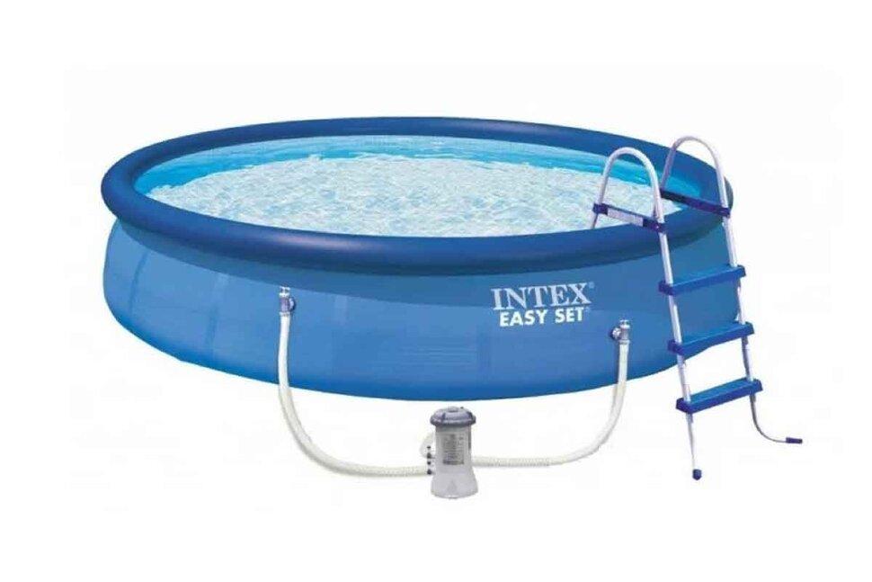 Надувной бассейн INTEX Easy Set 26166 в Санкт-Петербурге