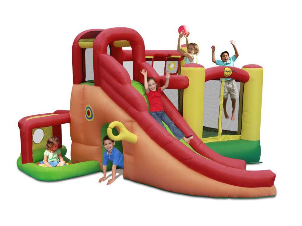 Детский надувной центр HAPPY HOP 9406N в Перми