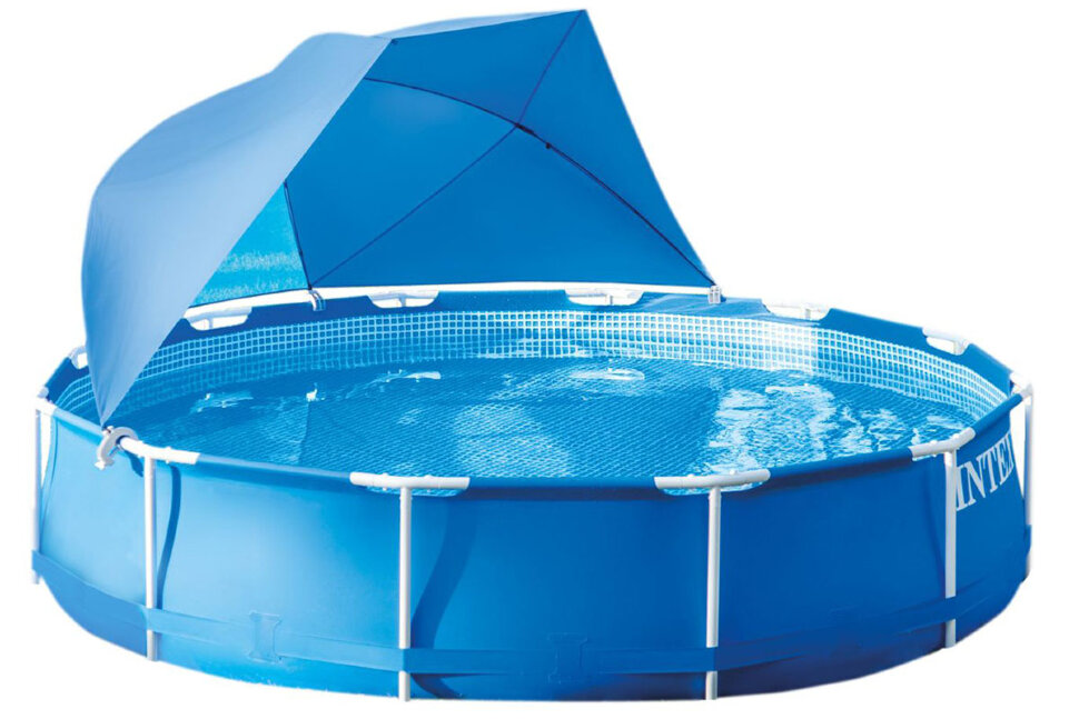 Зонтик для бассейна INTEX 28050 в Барнауле