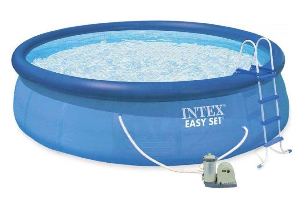 Надувной бассейн INTEX Easy Set 26176 в Екатеринбурге