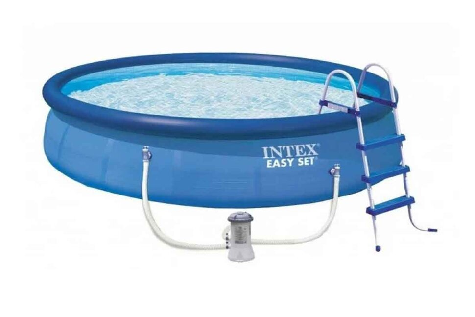 Надувной бассейн INTEX Easy Set 26168 в Туле