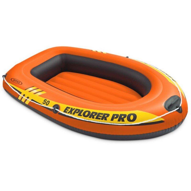 """Детская надувная одноместная лодка INTEX 58354 """"Explorer Pro 50"""" в Калуге"""