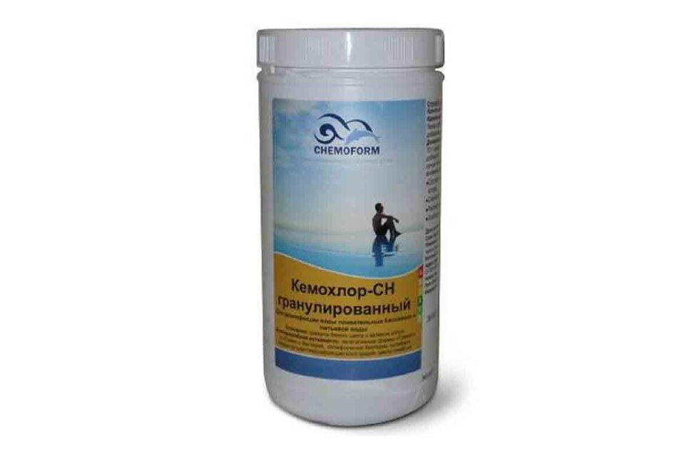 0401001 Chemoform, Кемохлор СН гранулированный 1 кг в Перми