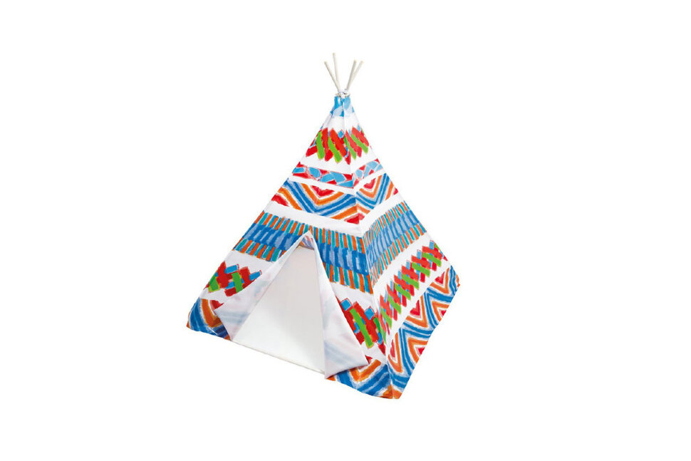 Индейская игровая палатка Teepee Play Tent INTEX 48629 в Уфе