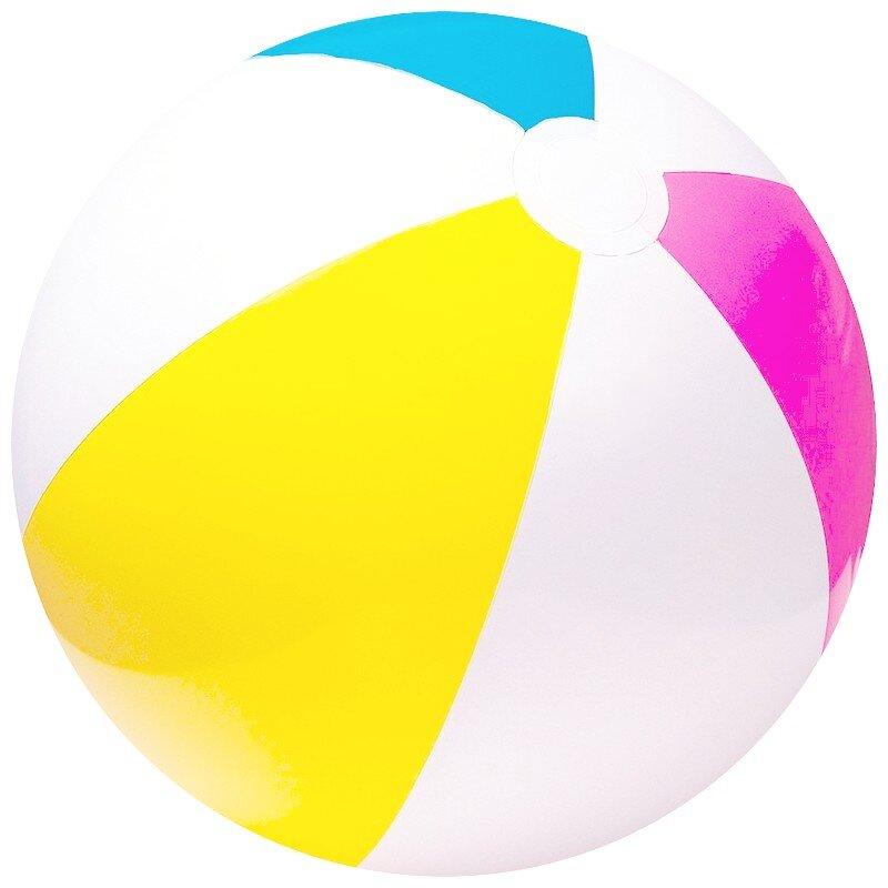 Мяч надувной пляжный 61 см. INTEX 59030 в Уфе