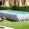 Каркасный бассейн для дачи INTEX 28372